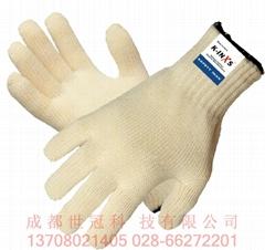 耐高温五指手套