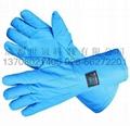 成都防液氮手套耐低溫保暖手套