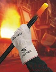 炼钢用耐高温隔热手套