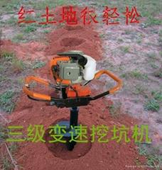 河南新型植樹挖坑機