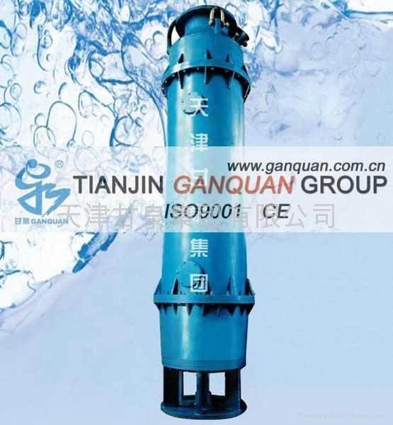 QJX系列下吸式潜水电泵 1