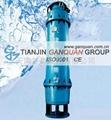 QJX系列下吸式潛水電泵