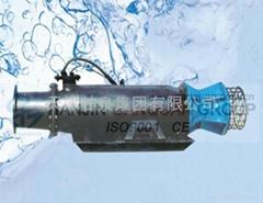 QZB系列漂浮式潜水轴流泵
