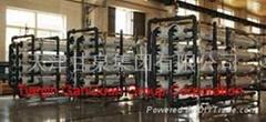 GQ-JS全自动模块化直饮水设备 100吨