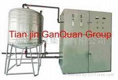 GQ-JS(J)农村专用型直饮水制水设备