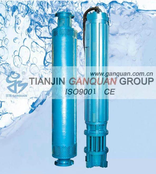 QKSG系列高压矿用潜水电泵 1