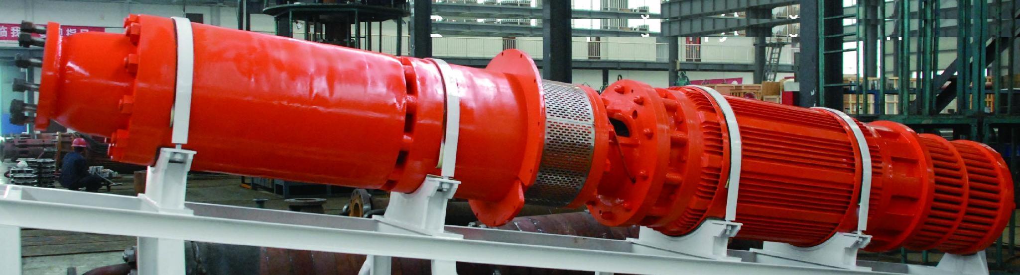 QKSG系列高压矿用潜水电泵 4
