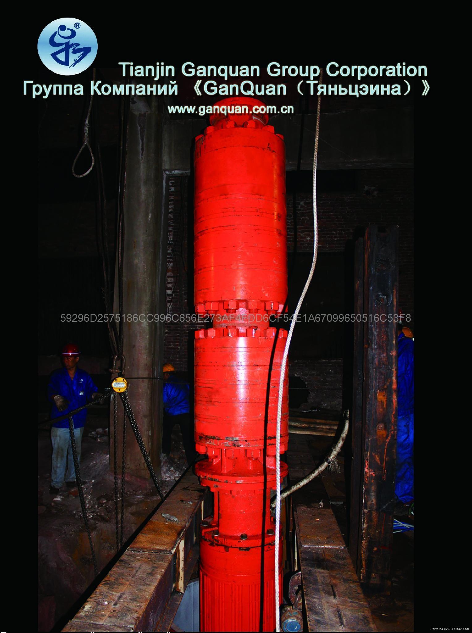 QKSG系列高压矿用潜水电泵 5