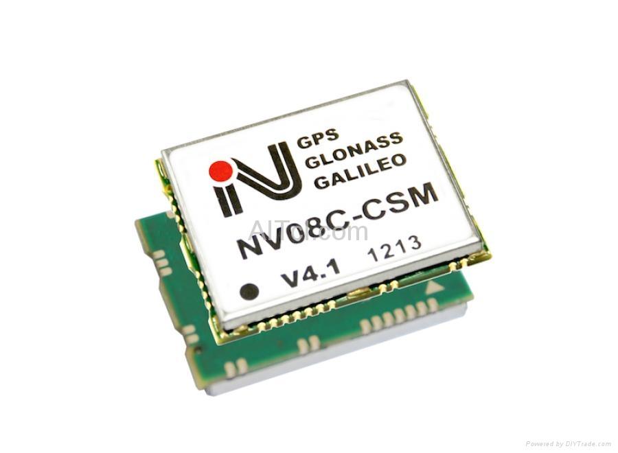 GPS/GLONASS導航模塊 1