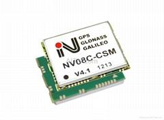 GPS/GLONASS導航模塊