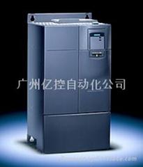 MM430 inverter for pump or fan