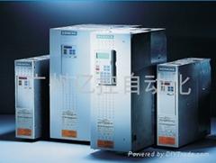 西門子工程型變頻器6SE70系列