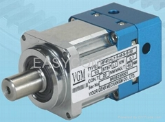 VGM gearbox for Servo motors
