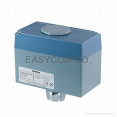 Electric actuators for va  es SQS35 65
