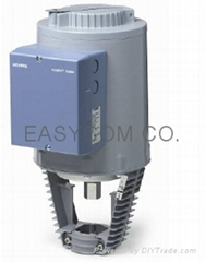 Electro-hydraulic actuators for va  es