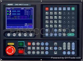 数控车床控制器,标准型2+1轴 H4C-T,5.6'