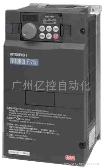 日本三菱變頻器A700系列(矢量控制) 3