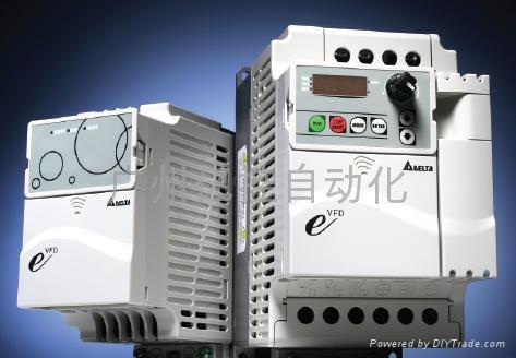 台達變頻器VFD-E系列 2