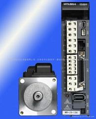 Sevo drive and motor (MR-J2S or J3)