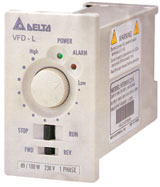 超小型變頻器VFD-L 40W-750W