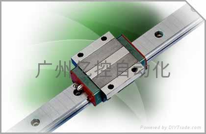 臺灣(HIWIN) 線性絲杆-滑軌 2