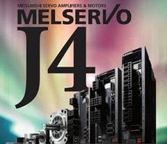 Mitsubishi Servo -MR-J4 series ( New !)