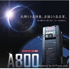 MITSUBISHI AC Inverter -FR-A800