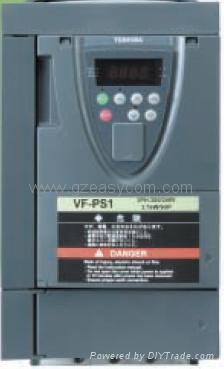 東芝變頻器VF-PS1(水泵,風機用) 1
