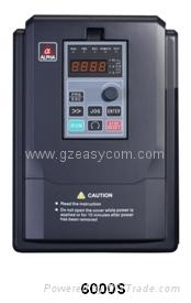 阿爾法6000系列高性能矢量變頻器 1
