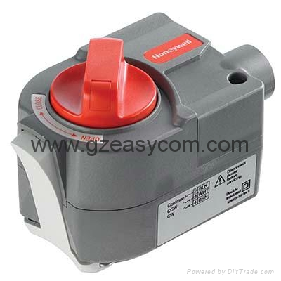 HONEYWELL Positioner & burner. sensor