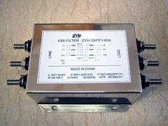 input/outut filter for inverter