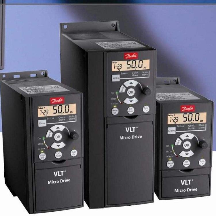 丹佛斯變頻器FC360系列(替代VLT2800) 1