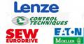 LENZE. SEW & Control Techniques