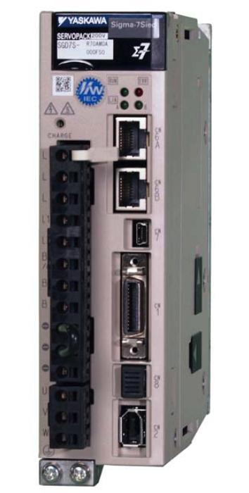 安川伺服控制器和馬達∑-7 1