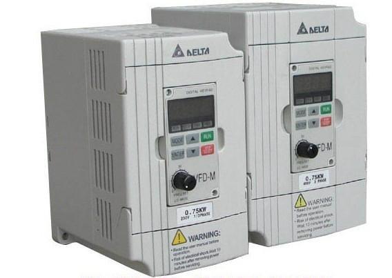 迷你變頻器VFD-M 0.4-7.5KW 1