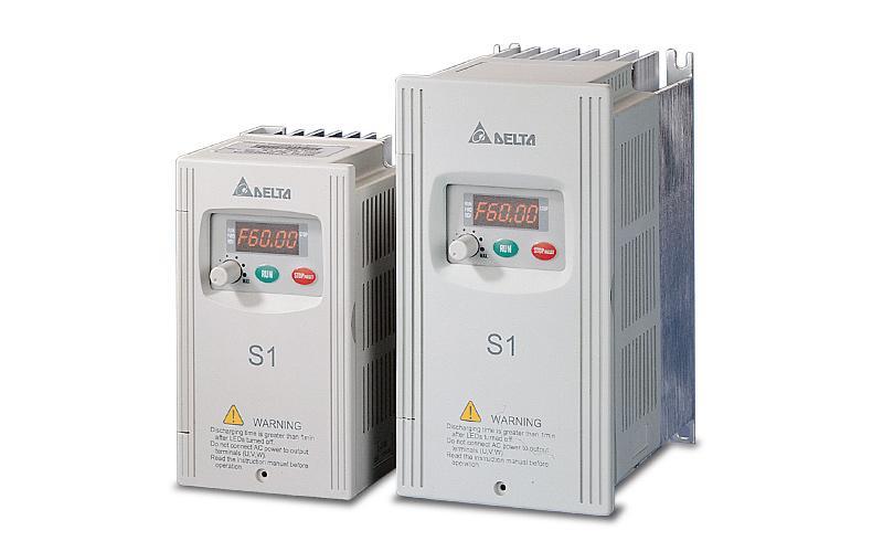 簡易變頻器VFD-S 0.2-2.2KW 1