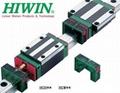 台湾(HIWIN) 线性丝杆-滑轨
