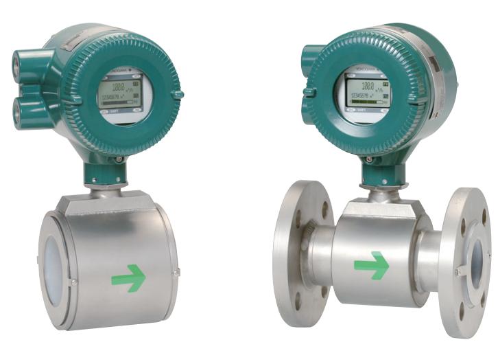 YOKOGAWA :ADMAG AXR Two-wire Magnetic Flow Meter
