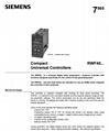 SIEMENS Universal Burner Controller RWF40.