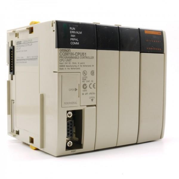 OMRON  CQM1H中型PLC 1