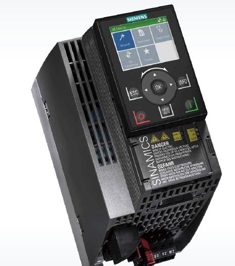 西門子變頻器G120C(一體機) 1