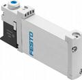 FESTO 電動和氣動驅動的方向控制閥 1