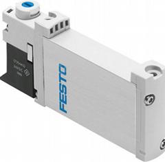 FESTO 电动和气动驱动的方向控制阀