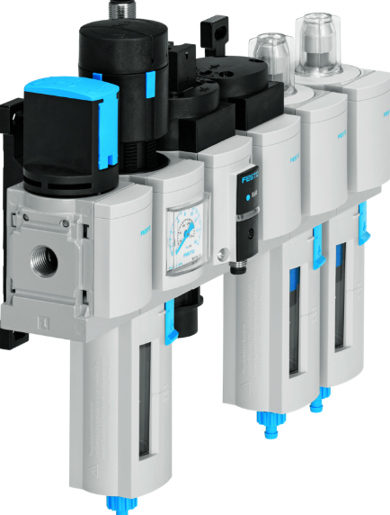 FESTO-Compressed air preparation