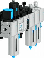 Festo 气源处理装置的核心产品