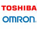 TOSHIBA & OMRON autumation