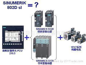 siemens NC SINUMERIK 802D sl 2