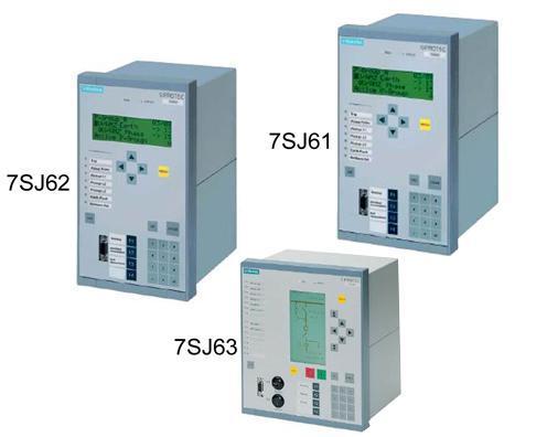 西门子配电产品(7SJ61/62/63 多功能保护继电器)