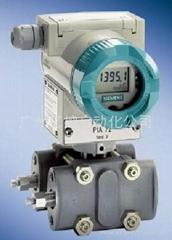 西门子压力传感器SITRANS P
