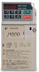(新!)安川變頻器J1000系列.小型通用型